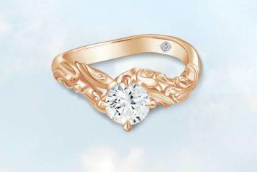 Rekomendasi Cincin Berlian Wanita untuk Valentine