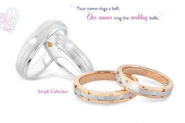 Model Cincin Nikah Elegan Favorit di Tahun 2020