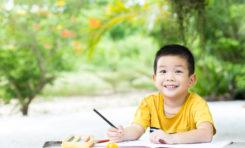Tips Mudah Membantu Anak Belajar Menulis