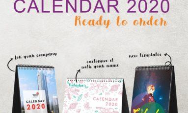 Percetakan Kalender Meja Terbaik di Snapy