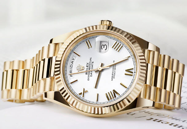 Lebih dari 20 tahun Jam Tangan Rolex Tetap Raja Jam Tangan Mewah
