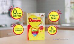 Dancow 1+ untuk Memaksimalkan Tumbuh Kembang Si Kecil