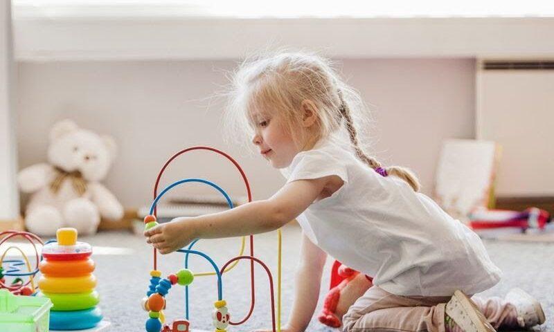 Mainan yang Bagus untuk Otak Si Kecil