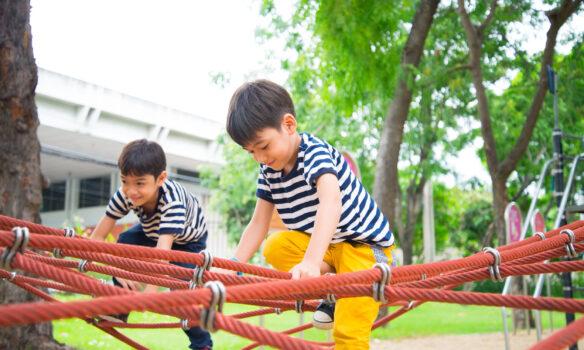 Stimulasi Perkembangan Motorik Halus & Kasar Anak