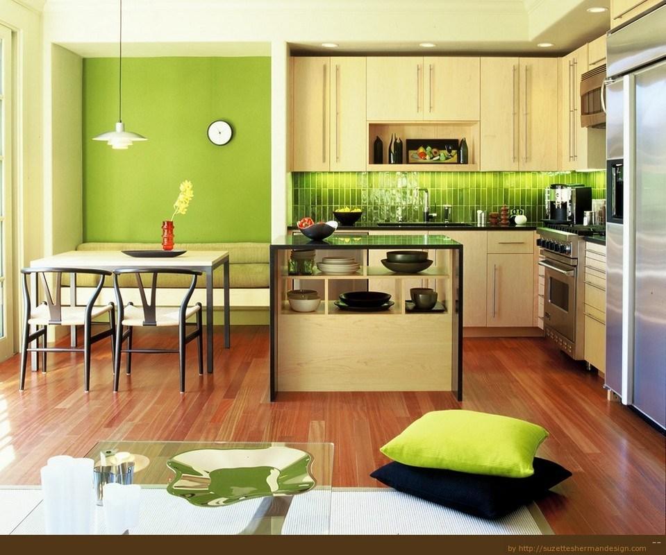 Desain Dapur Untuk Keluarga