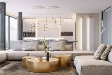 5 Tips Penerapan Konsep Desain Ruang Tamu Modern