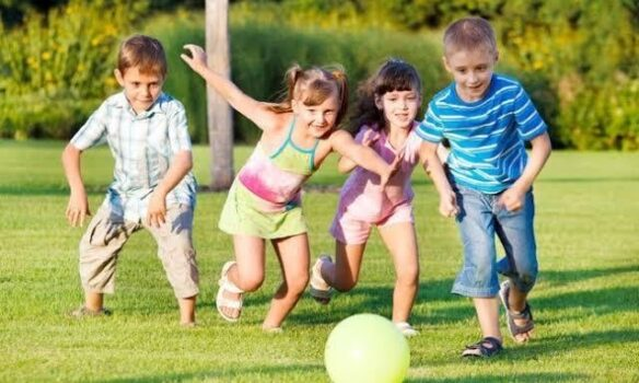 Proses Ideal Tumbuh Kembang Anak