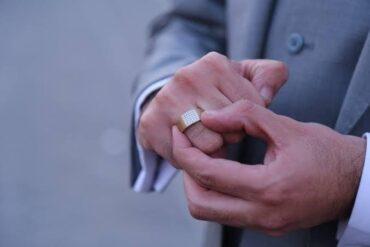 Cincin Berlian Pria yang Dapat Menambah Rasa Percaya Diri