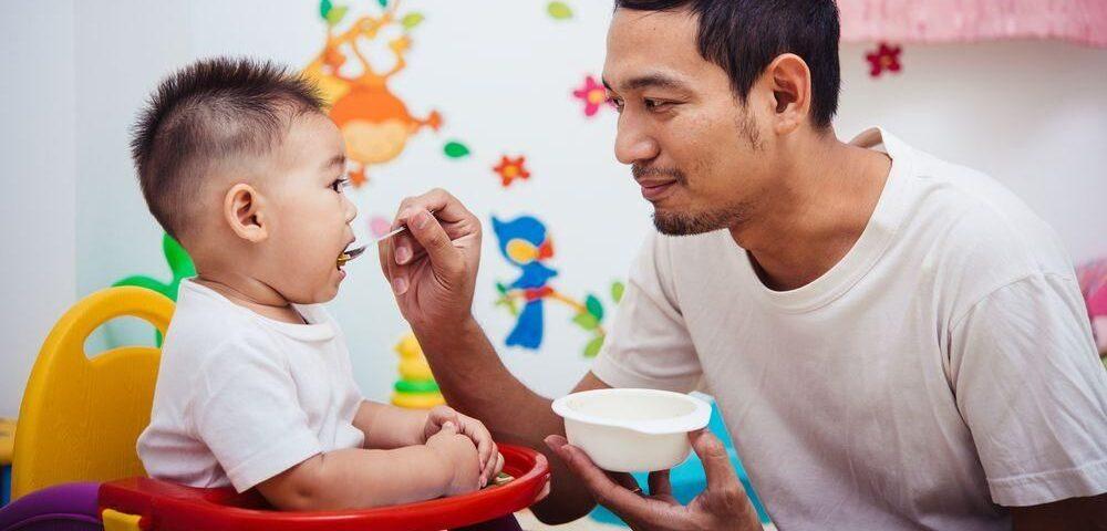 Apa Saja Asupan Wajib Untuk Anak 1 Tahun?